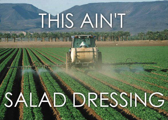 this is not salat dressing