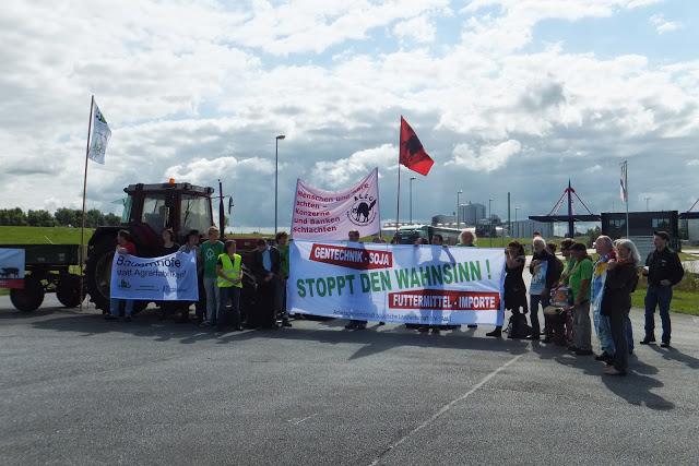 blockade genfutterhafen